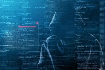 cyber thief-hacker