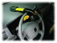 Portable Car Lock Alarm w/emove